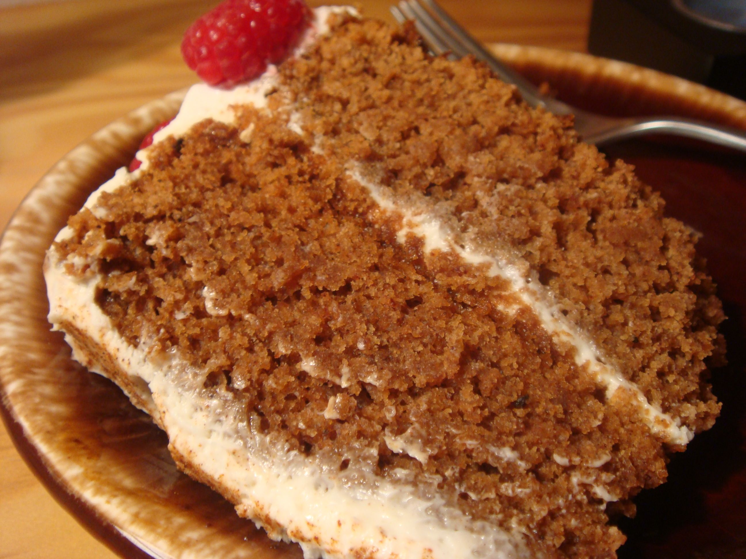 An Old-Fashioned Apple Spice Cake Recipe — Dishmaps